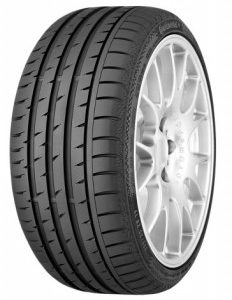 Continental SportContact 3 265/35/19