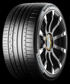 Continental SportContact 6 225/40/19