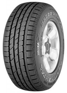 Continental CrossContact LXSport 275/40/22