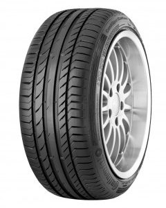 Continental SportContact 5 255/45/19