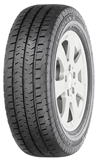 General Tire EuroVan 2 235/65/16